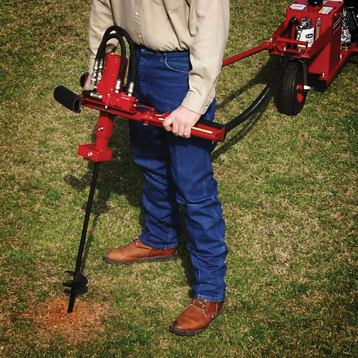 Little Beaver Anchoring Equipment is Portable, Efficient - Pro ... on mobile home jacks, mobile home electric furnace, mobile home anchors, mobile home straps, mobile home anchoring systems, mobile home foundation systems,