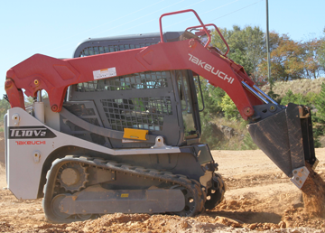 Tier 4-compliant compact track loader