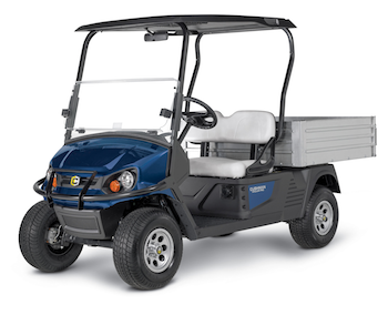 Electric-drive utility vehicle