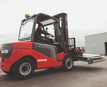 Manitou MI electric lift truck