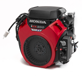 Honda V-Twin engines