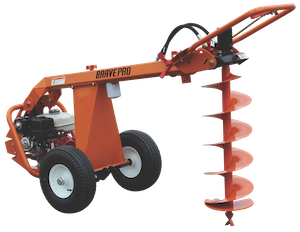 Towable Brave BRP325H auger