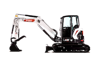 Bobcat R2 Series excavators