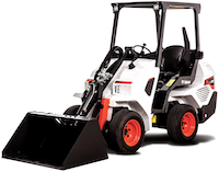 Bobcat small articulated loaders