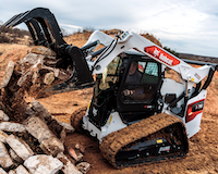 Bobcat R Series compact loaders