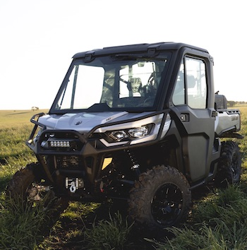 Can-Am Defender Pro HD10 utility vehicle