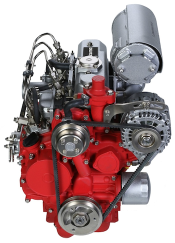 Deutz D1.2 and D1.7 engines