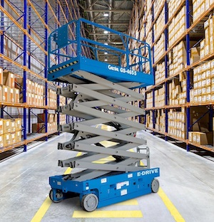 Genie GS-4655 slab scissor lift