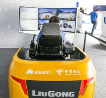 JiuGong remote-controlled equipment