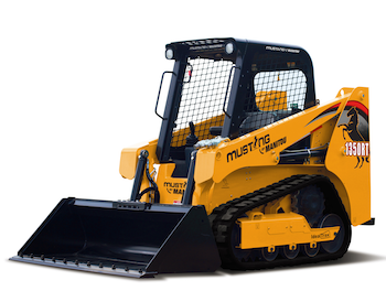 Mustang 1350 compact track loader