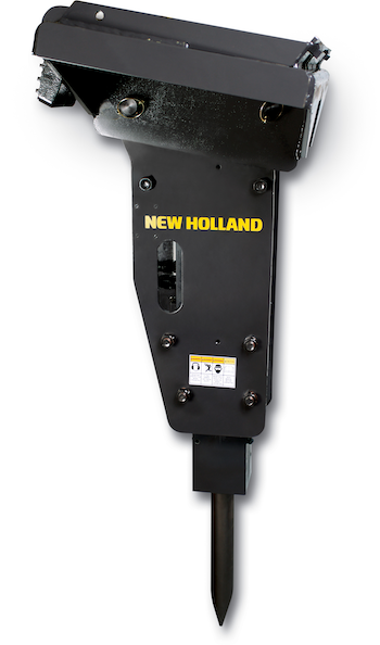 New Holland hydraulic hammers
