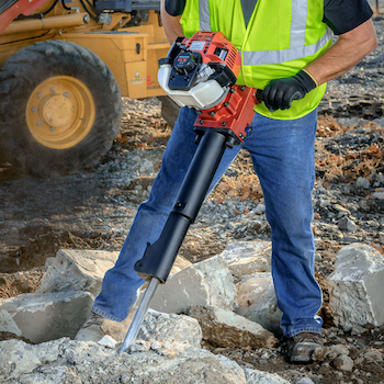 Us Hammer gas-powered jackhammer