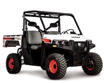 Bobcat diesel utility vehicle