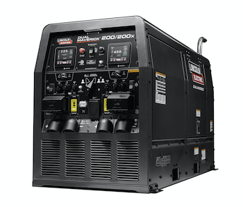 LINCOLN ELECTRIC DUAL MAVERICK WELDER