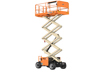 JLG RT/ERT rough-terrain scissor lifts