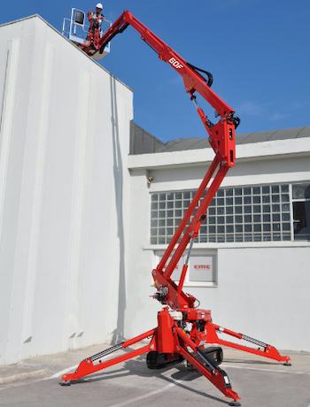 All Access Equipment CMC F-Series compact boom lift