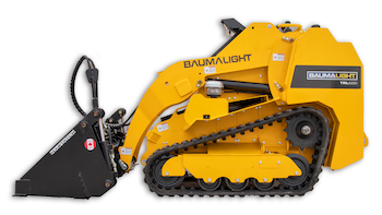 Baumalight TRL260D mini track loader