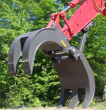 Geith mechanical grapple