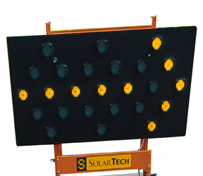 Solar Technologies remote access arrow board