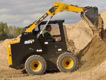 ASV RS-75 track loader