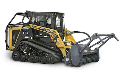 ASV RT75 HD compact track loader