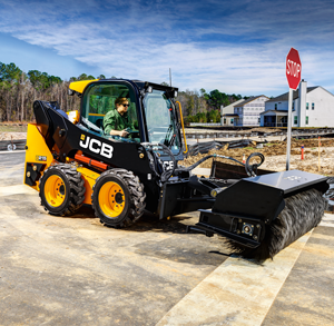 JCB 215 skid-steer loader