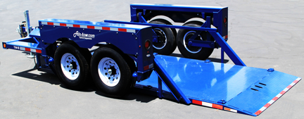 airtow for trailer section