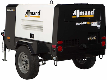 Allmand Maxi-air compressors