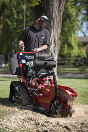 Barreto 30sg Stump Grinder Pro Contractor Rentals