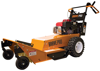 Brave brush cutter