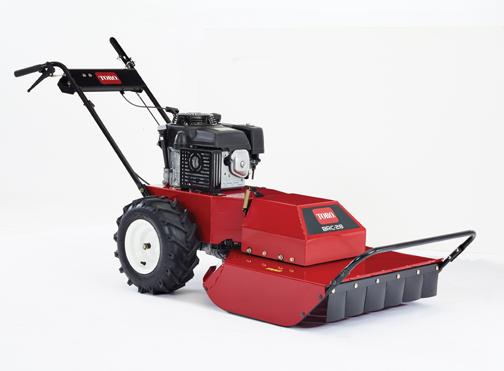 Toro Introduces New Walk Behind Brush Cutter Pro