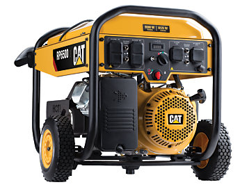 Caterpillar portable generator