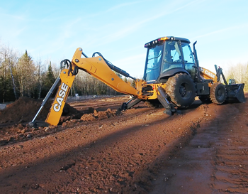 Case N Series backhoe loader enhancements