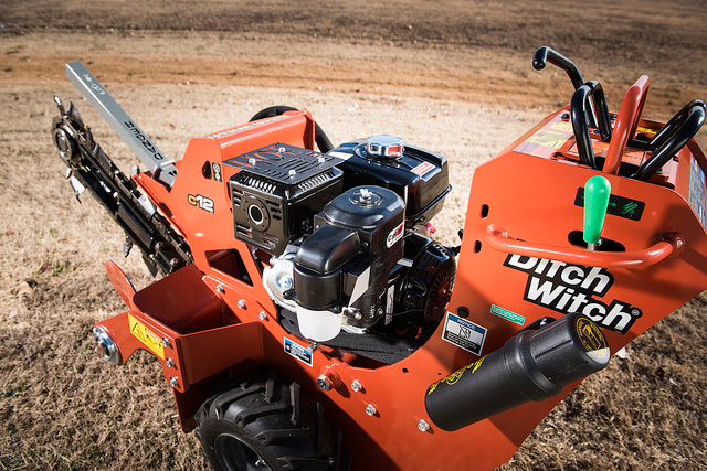 CX Series Trencher from Ditch Witch