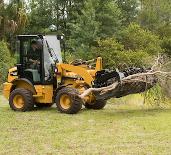 Cat 902D wheel loader