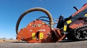 Ditch Witch M9 microtrencher