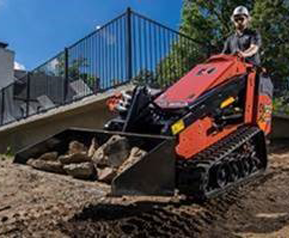 Ditch Witch SK1050 mini-skid steer