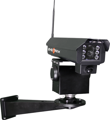 Eye trax Predator camera