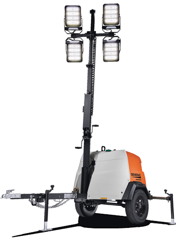 Generac LED light tower