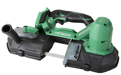 Hitachi CB`18DBLP4 band saw