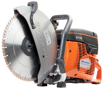 Husqvarna 770 power cutter