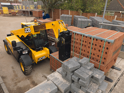 JCB 525-60 Loadall