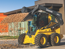 DEERE 330G SKID STEER LOADER