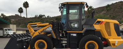 Liugong H Series wheel loader
