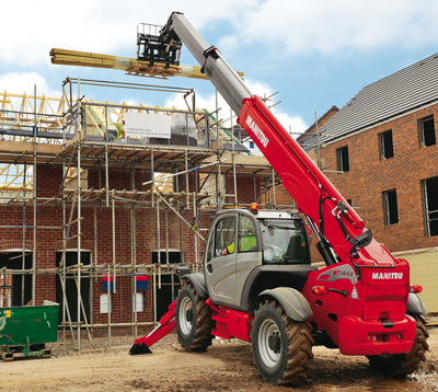 Manitou MT Series telescopic handlers