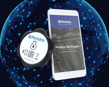 Perkins SmartCap and My Engine app
