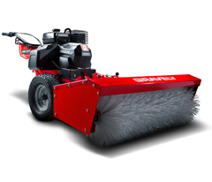 Gravely two-wheeled tractor