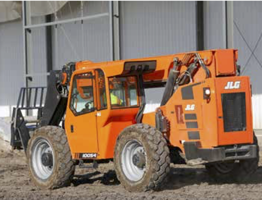 JLG SkyTrak cold-weather package
