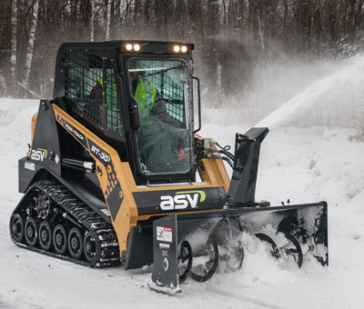 Rt30 with snowblower