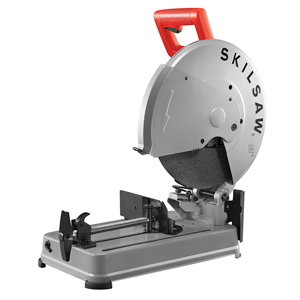 Skilsaw metal cutting worm drive saw